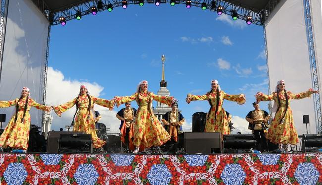 «Многонациональная Россия» соберет вцентре столицы все народы страны